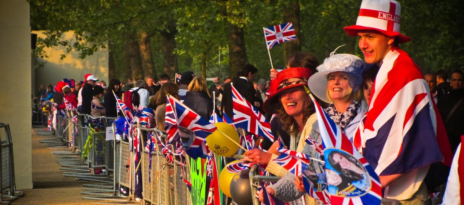 روزهای تعطیل در انگلستان